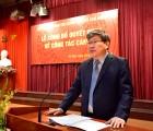 Công bố và trao quyết định công nhận Chủ tịch Hội đồng trường Học viện Báo chí và Tuyên truyền nhiệm kỳ 2018-2023